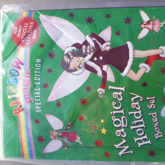 Rainbow magic special edition Holiday magic